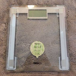 Thinner Glass Scale